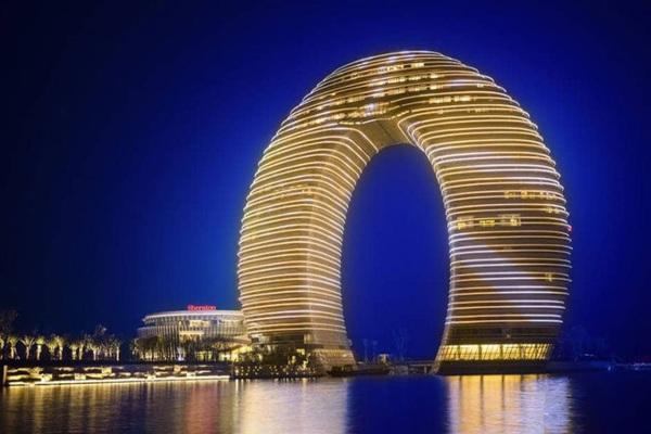 هتل شرایتون هوژو