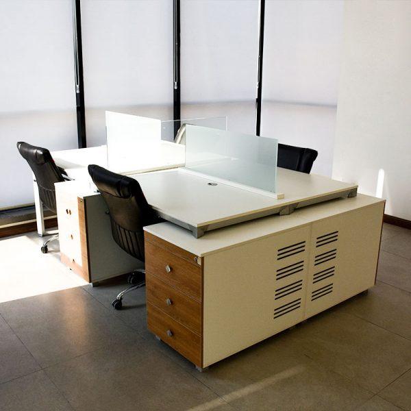 میز های شرکت داروسازی دکتر عبیدی