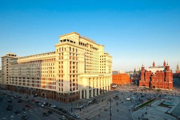 هتل چهار فصل مسکو