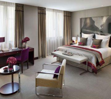 طراحی دکوراسیون هتل مدرن